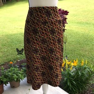 2XL LuLaRoe Cassie Pencil Skirt